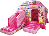 12 x 15 Princess Bouncehouse