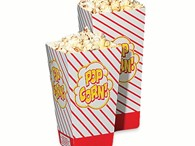 Popcorn Boxes - 1 oz. Scoop.